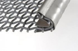 Sita ciur balastiera otel arc fir 2mm, ochi 3.2mm 9.77kg/mp, suprafata libera 37.7%