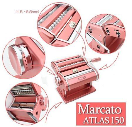 Masina de taitei Atlas - Marcato roz