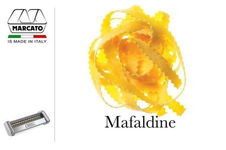 Forma Mafaldine pt.masina Marcato