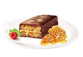 Snack Marlenka clasic cu miere si nuca 50g