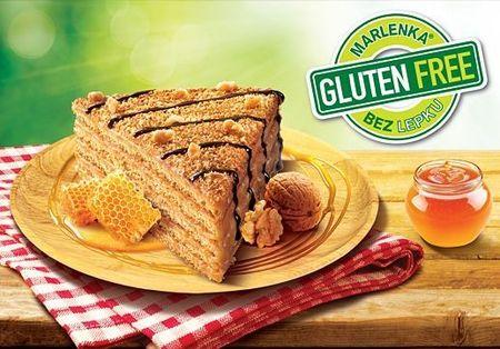 Tort Marlenka classic cu miere 800g - FARA GLUTEN -