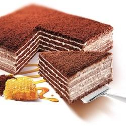Tort Marlenka cu miere si cacao 800g