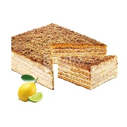 Tort Marlenka cu miere si lămâie 800g