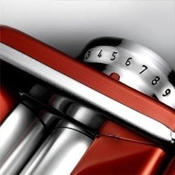 Masina de taitei Atlas - Marcato rosu