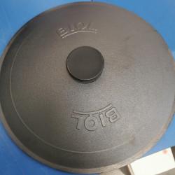 Capac din fonta pentru ceaun 20 Litri