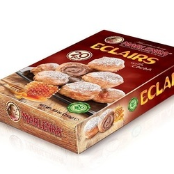 Eclaire cacao