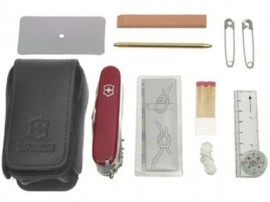 Poze Set Victorinox Swiss Champ Deluxe SOS Kit - 1.8810