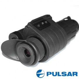 Poze Night Vision Pulsar Scope Challenger GS 1x20 Head Mount Kit