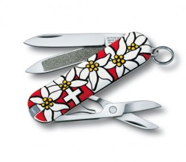 Poze Briceag Victorinox Classic Edelweiss - 0.6203.840