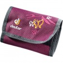 Portofel Deuter Wallet Blackberry-Butterfly