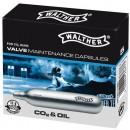UMAREX CAPSULE WALTHER CO2 SPEC.OIL 12 GRAME 5BUC/BOX