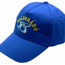 Sapca Haldorado Baseball Brodata Royal Blue