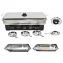 Afumator Carp Zoom Fish Smoker 3 Burner