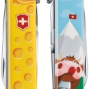 BRICEAG VICTORINOX CLASSIC LIMITED EDITION 2019, ALPS CHEESE