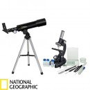 Set telescop si microscop National Geographic - 9118000