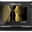 SONAR LOWRANCE HDS-9 LIVE ACTIVE IMAGING 3-IN-1