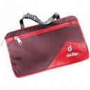 Trusa igiena Deuter Wash Bag Lite II Fire-Aubergine