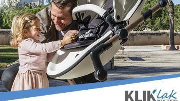 Kako odabrati kolica za bebe - Važni saveti pri kupovini