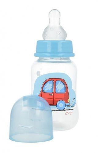 Akuku flašica PP 125 ml silikon ( 4201209 )