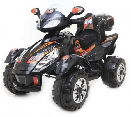 Slika Bagi 115 Quad Motor za decu na akumulator - Crni
