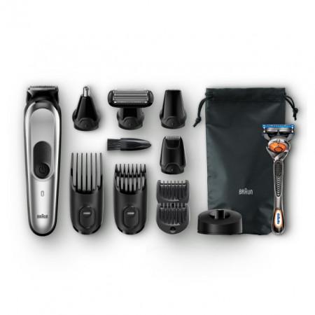 Slika Braun MGK7020 All In One Punjivi trimer sa brijačem ( 504773 )