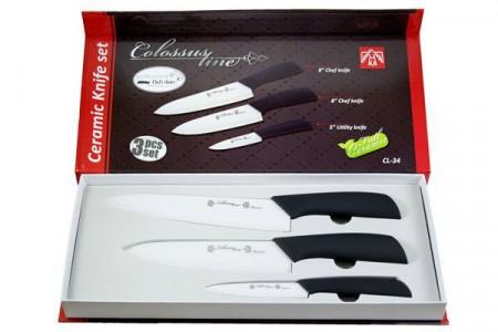 Slika Colossus CL-34 Set keramičkih noževa