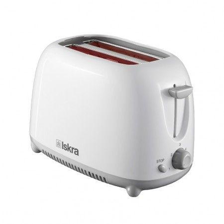 Slika Iskra toster 750W ( THT-8866-WH )