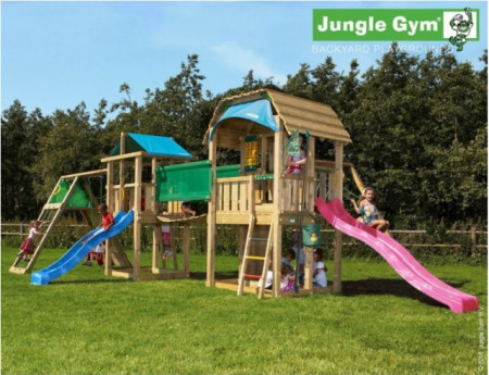 Slika Jungle Gym - Paradise 1 Mega igralište