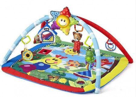 Slika Kids II podloga za igru caterpillar & friends ( SKU90575 )