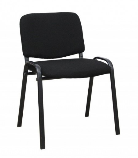 Slika Konferencijska stolica VISITOR - Crna