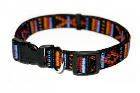 Slika Kozmo SH 479 ogrlica za pse 25mmx48/70cm ( KZ048 )