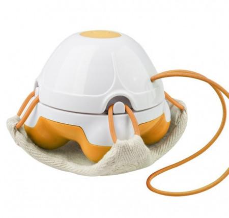 Slika Medisana HM840 ručni mini masažer za tuširanje sa lufa rukavicom