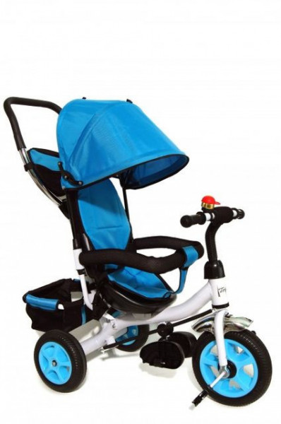 Slika NouNou Tricikl Trixie plavi ( TR5180B )