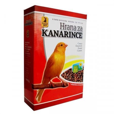 Slika Nutripet hrana za kanarince 400g ( NP59502 )