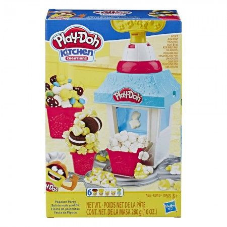 Slika Play-doh popcorn party set ( E5110 )