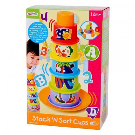 Slika PlayGo igračka složi i sortiraj ( 0124286 )