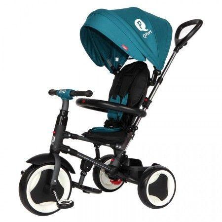Slika QPlay Rito green-blue tricikl ( QP380GB )