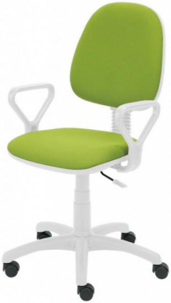 Slika Radna fotelja Regal White TS02 GTP4P M38