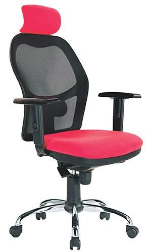 Slika Radna stolica - Q3 PDH CLX (mreža + štofu više boja)