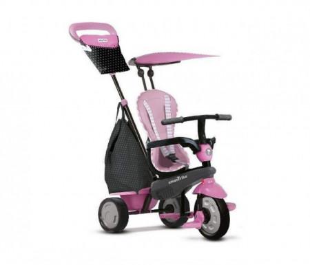 Slika Smart Trike Shine 4u1 tricikl - pink ( 6402202 )