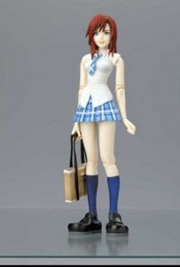Slika Square Enix Kingdom Hearts 2 Play Arts AF Kairi