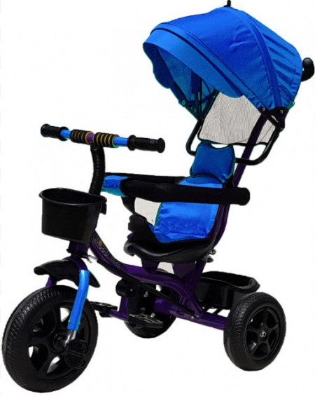 Slika Tricikl Guralica LINO model 424 - Plava