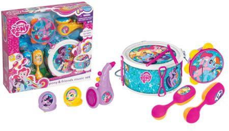 Slika Dede Muzički set My Little Pony ( 032109 )