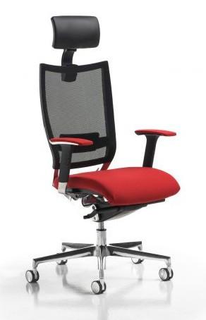 Slika Ergonomska radna stolica - Capri Lux