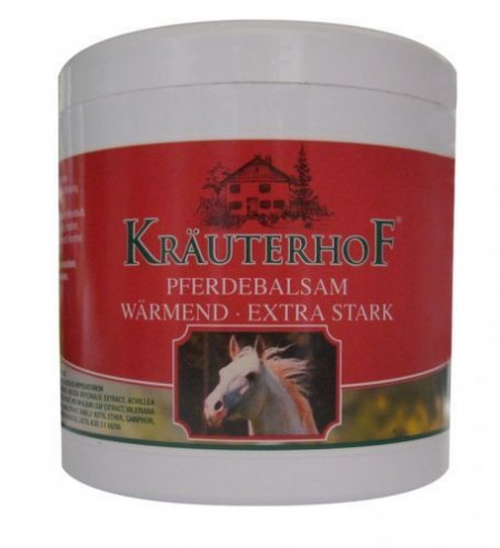 Slika Iris Krauterhof konjski balsam sa efektom toplote ekstra jak 500ml ( 1407017 )