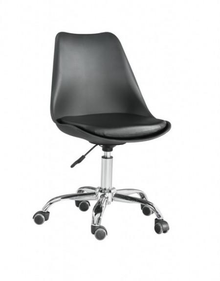 Slika Kancelarijska stolica CHARLIE Office - Crna