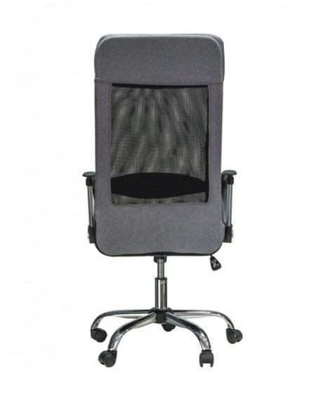 Kancelarijska stolica MARY-R od mesh platna - Crna