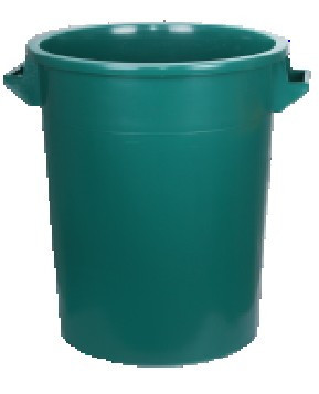 Slika Kanta 35 l - zelena