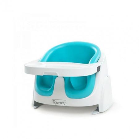 Kids II Bebi stolica 2u1 plava ( SKU60279 )