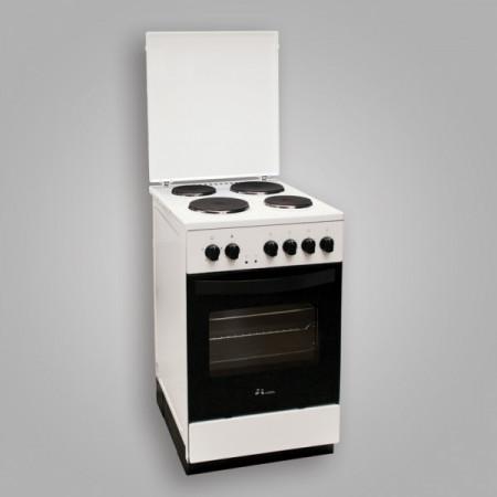 Slika MBS E 501 W2 elektro štednjak sa ventilatorom - beli